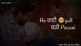 10 Saal Zindagi _ Gurchahal _ Punjabi Sad Song _