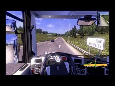 Euro Truck Simulator 2 - Berne - London