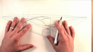 How To Draw Cars: Perspective Part 2