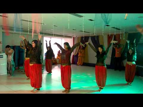 Sadda Dil Vi Tu Ga Ga Ga Ganpati from ABCD- choreo by Chandan Singh at Steria