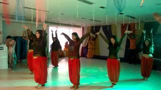 Sadda Dil Vi Tu Ga Ga Ga Ganpati from ABCD choreo by Chandan Singh at Steria