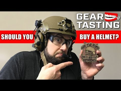 Should You Buy A Helmet? - Gear Tasting 102