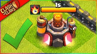 THIS UPGRADE COULD SAVE YOUR LIFE... ▶️ Clash of Clans GETTIN IT! ◀️