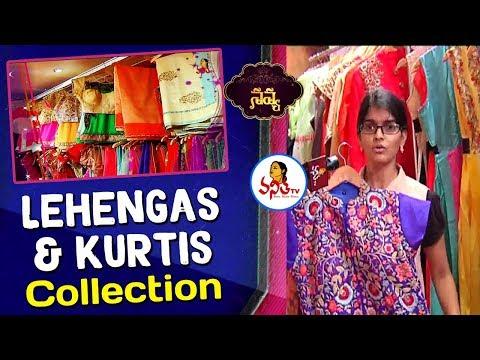 Latest Designer Lehengas and Kurtis Collection | Navya | Vanitha TV