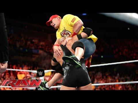 Ryback makes his Survivor Series decision: Raw, November 10, 2014