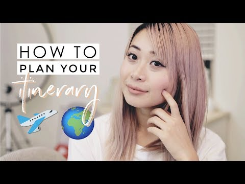 How to Plan Your Travel Itinerary | Travel Like a Pro Pt. 2