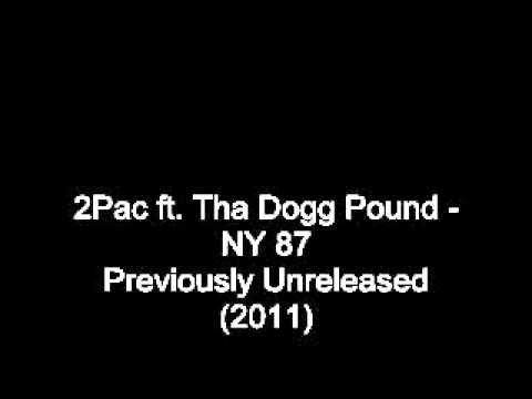 2Pac ft. Tha Dogg Pound - NY 87...