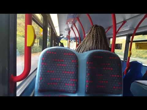 (HD) GROANING/THRASH | Onboard Coventry, Dennis Trident2 ENVIRO400  Euro4, 4766 (BV57XKK)