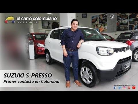 Suzuki S-Presso En Colombia: Primer Contacto Y Valoración En Vitrina