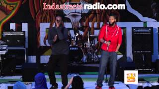 KM Lynx Performing Live @ Philly Hood Stock 9/29/2012 Presented by In Da Streets Radio