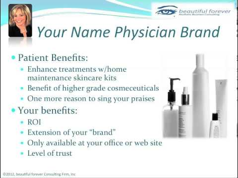 Aesthetic Business - What Women Want - Part 10 - Make Her Brand Your Brand