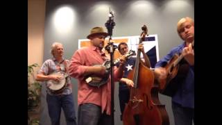 Frank Solivan and Dirty Kitchen play at IBMA