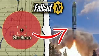 Fallout 76 | What Happens if You Nuke All 3 Launch Silos Simultaneously? (Fallout 76 Secrets)