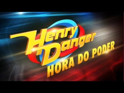 how to draw henry danger logo