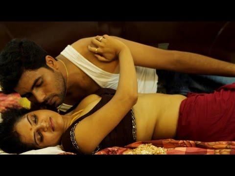 First Night Hod Bed Scenes Hot Telegu Movie