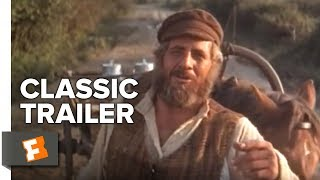 Fiddler on the Roof Official Trailer #5 - Topol Movie (1971) HD