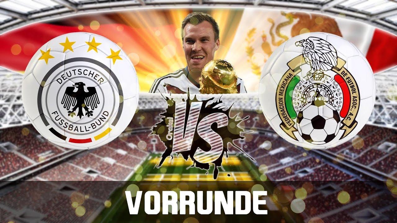 Deutschland Vs Mexiko Wm 2020