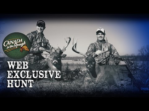 Rattling In The Rut | Web Exclusive (BIG Ontario Bucks)