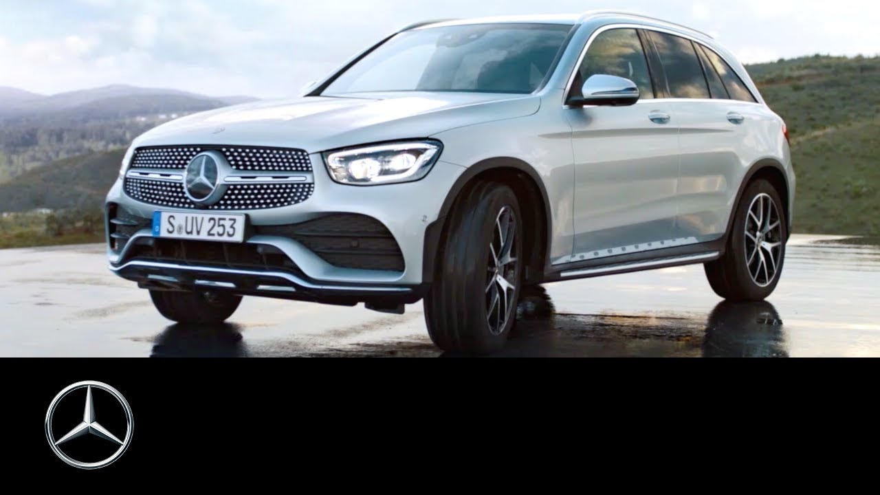 Mercedes Benz Glc 2019 Mercedes Benz User Experience Mbux