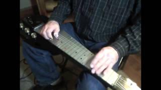 Summertime - steel guitar