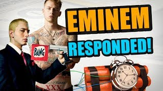 Eminem Finally Responds To MGK