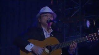 かしぶちさんのドラム・ソロ!(^_^)v=♪♪♪ ・ムーンライダーズ 30周年ラ...