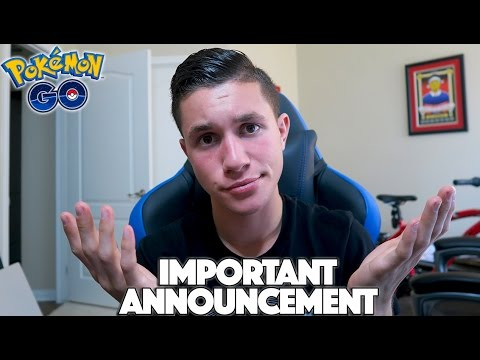 Youtube is Killing this Channel... + Burning Out (Serious Channel / Pokemon Go Announcement) Q&A #9