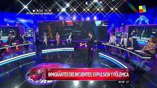 """""""Intratables"""" con Santiago del Moro (Parte 1 HD) - 27/01/17"""