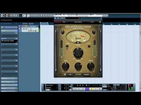 Demonstration - Plug And Mix 1/5 AmpSims