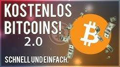 Gratis Bitcoins bekommen! Bis zu 50€ pro Stunde! + Gratis Mining [2018/Legit] Cointiply