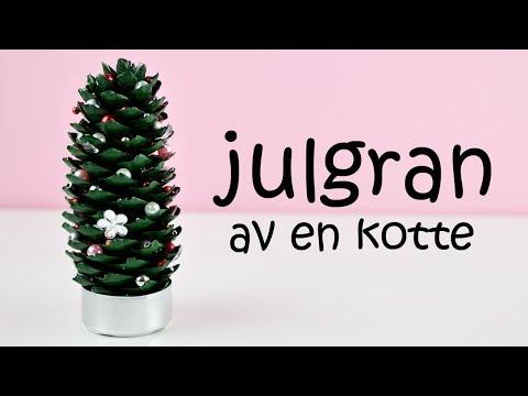 JULPYSSEL DAG 7 | julgran av kotte