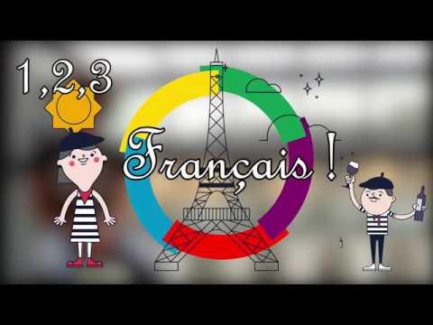 per collegare con qualcuno in francese