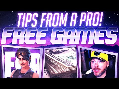 Get FREE Video Games in 2019 (PRO Tips)