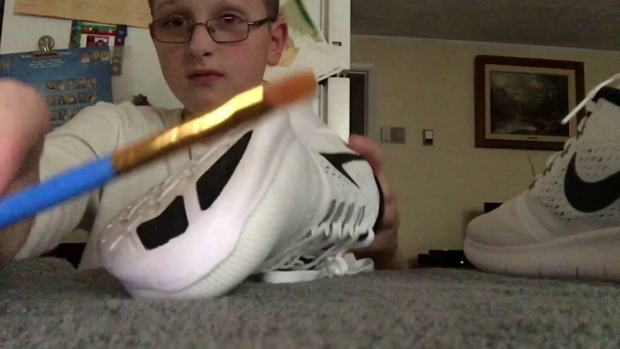 How to clean Nike free run