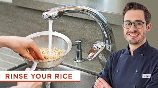 Should You Rinse Your Rice Before Cooking? Here's What You Need to Know to Cook Perfect Rice