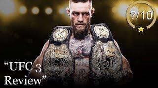 UFC 3 PS4 Review