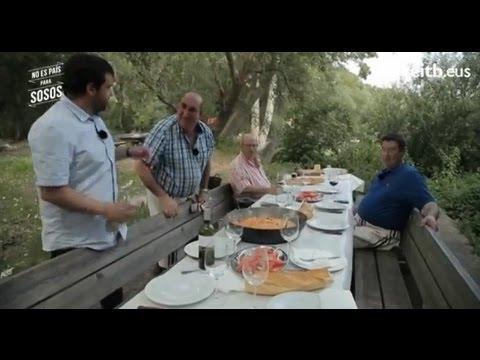 De comida en Lapuebla de Labarca