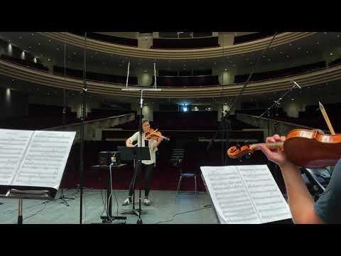 """Piazzolla """"Quatro Estaciones Porteñas"""" - Karen Gomyo and Orchestre National des Pays de La Loire"""
