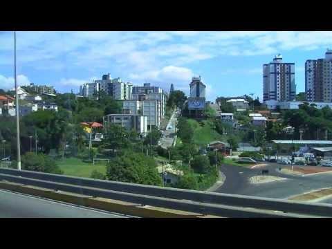 Viaje, en omnibus, desde Floripa a Buenos Aires en marzo de 2012.MP4