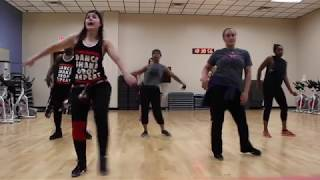 cardio hip hop summerthing by afrojack ft mike taylor dancefitness