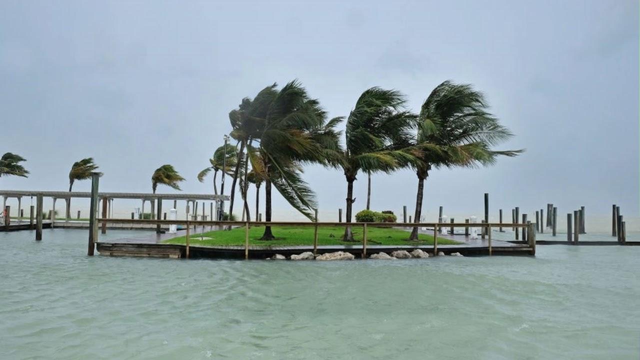 El huracn Irma sorprende a la costa oeste de Florida, con los cayos ...