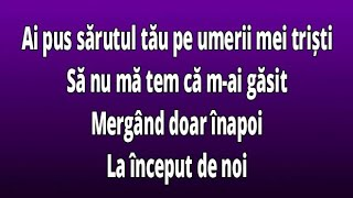 Alina Eremia - Noi (Versuri/Lyrics)