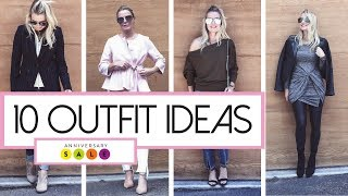 HAUL & TRY ON #1 | The Nordstrom Anniversary Sale | 10 Outfit Ideas | Fashion Over 40