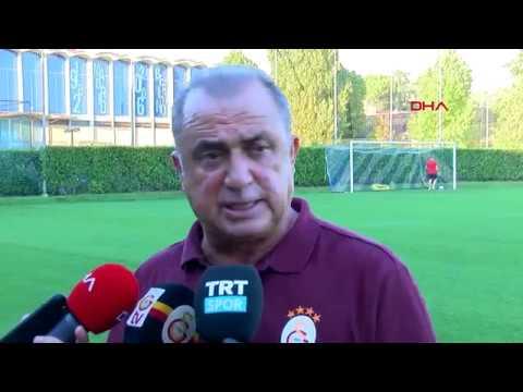 Galatasaray Teknik Direktörü Fatih Terim'den İtalya'da önemli açıklamalar