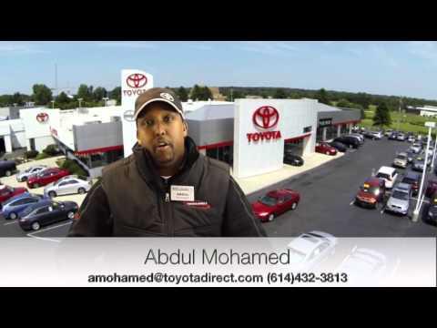 Abdul Mohamed - Toyota Direct - Columbus OH