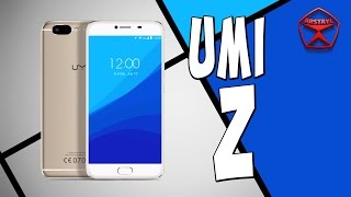 UMi Z. Обзор моЩного смартфона на Helio X27, 10 ядер / Арстайл /