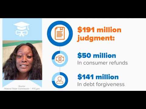 $141 Million In Student Debt Canceled (University Of Phoenix)| Shamika Saves