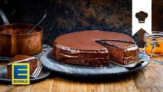 Sachertorte selber machen | Wiener Schokoladenkuchen | EDEKA