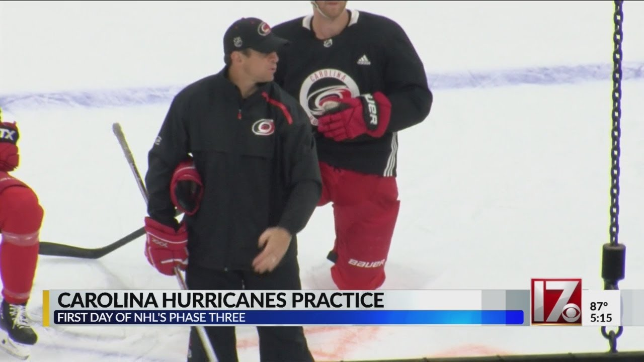 Hurricanes vs. Bruins playoff game pushed to Wednesday morning