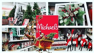 MICHAELS ❤ CHRISTMAS ❤ SHOP WITH ME ❤